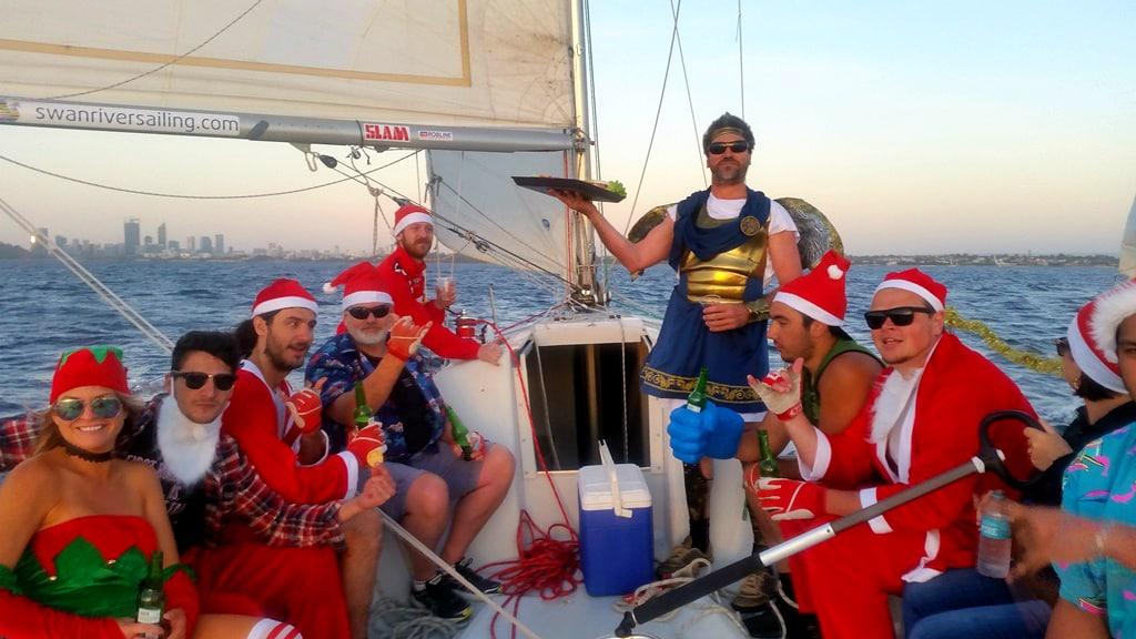 christmas cup sailing perth