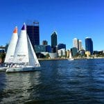2018 City of Perth Festival of Sail