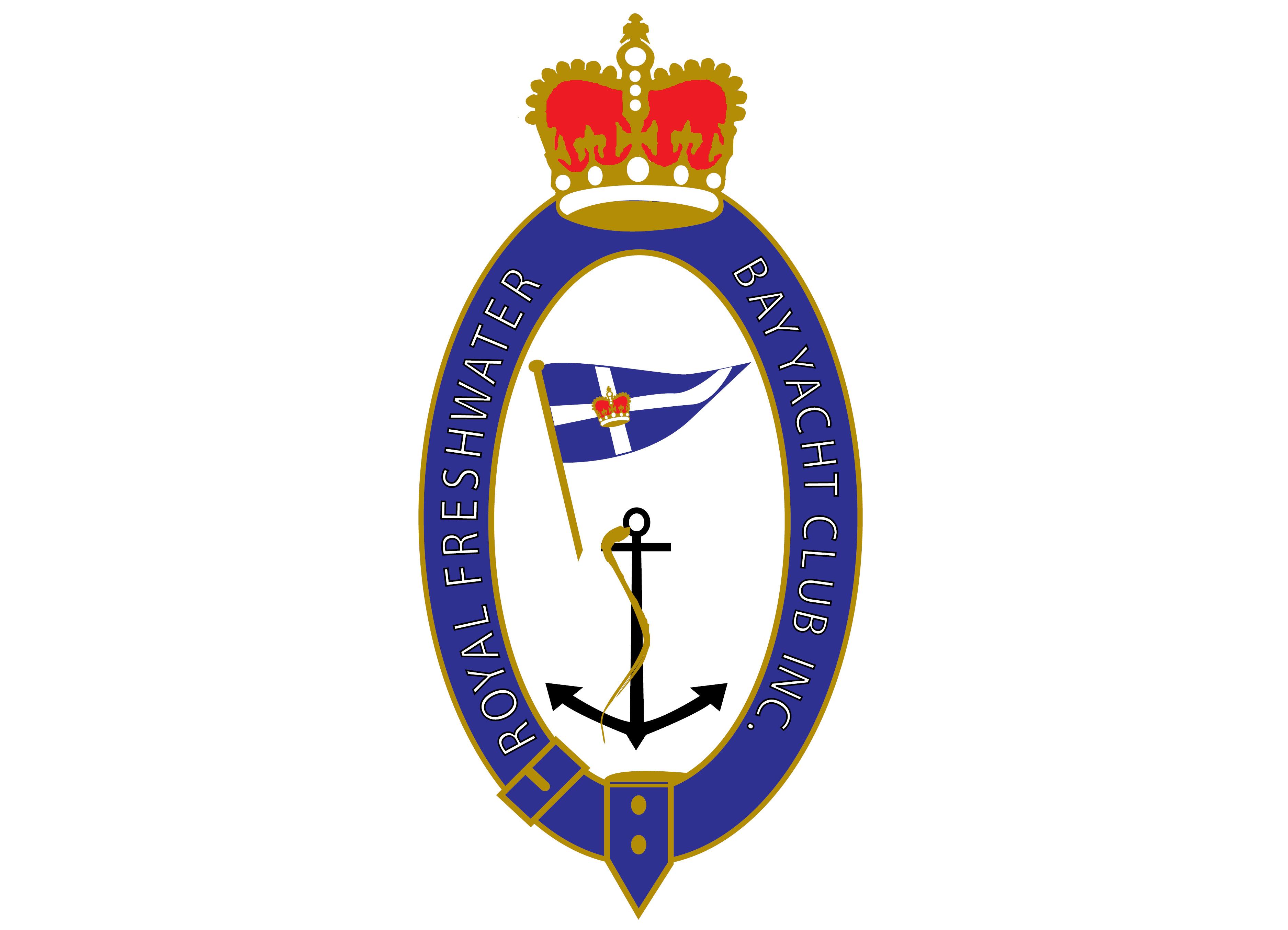 royal freshwater bay yacht club logo