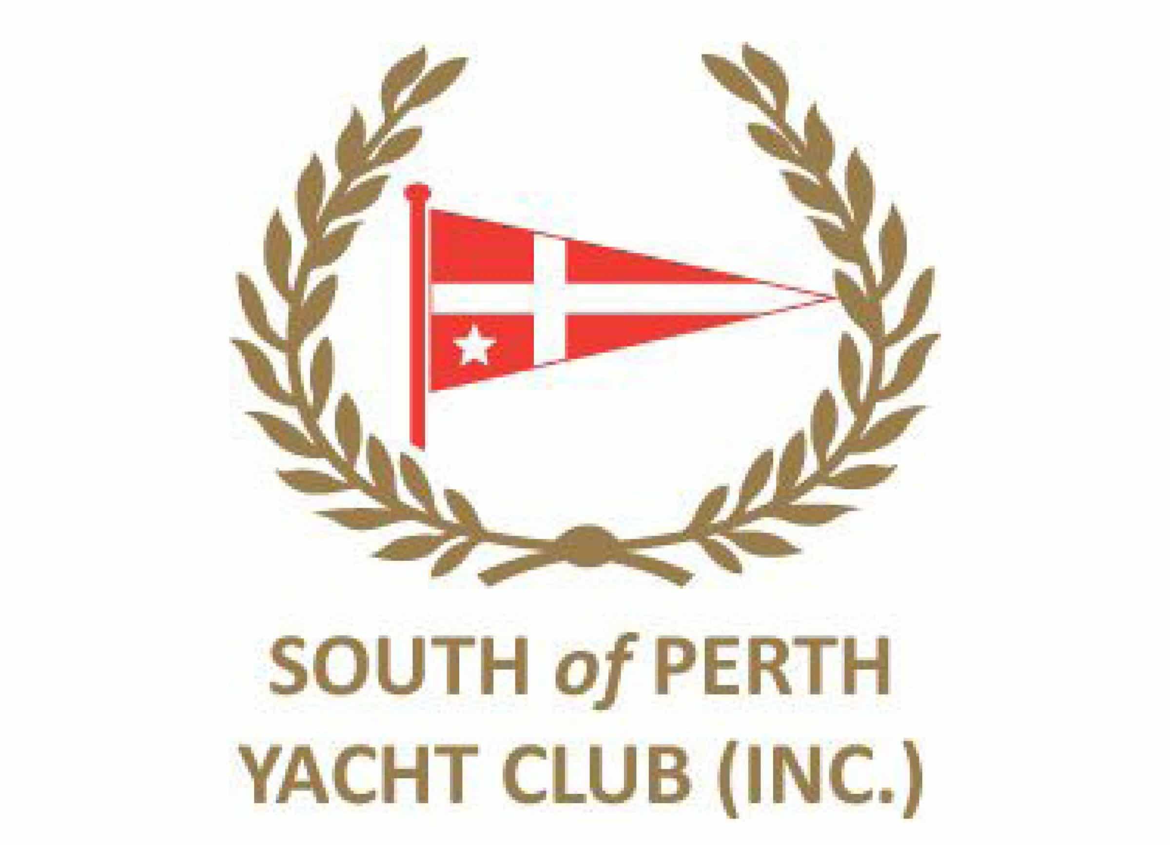 south of perth yacht club logo
