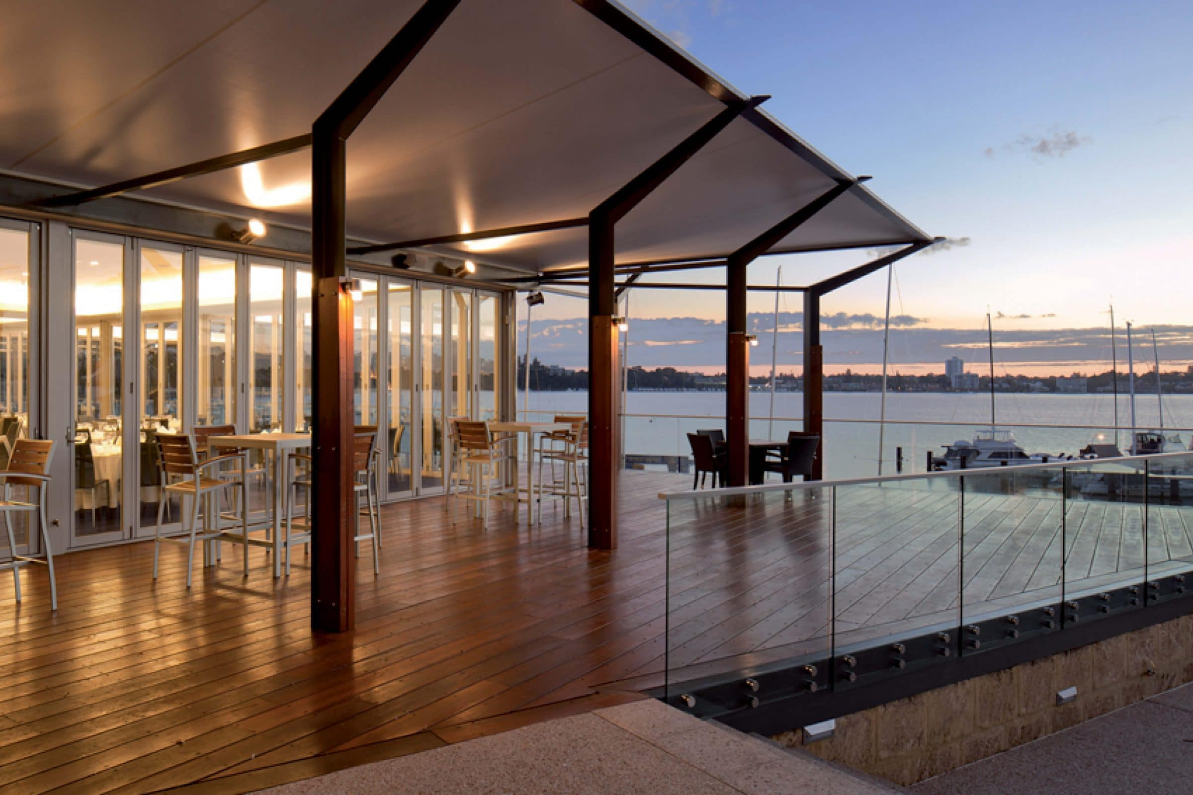 corporate functions with sailing at royal freshwater bay yacht club in perth