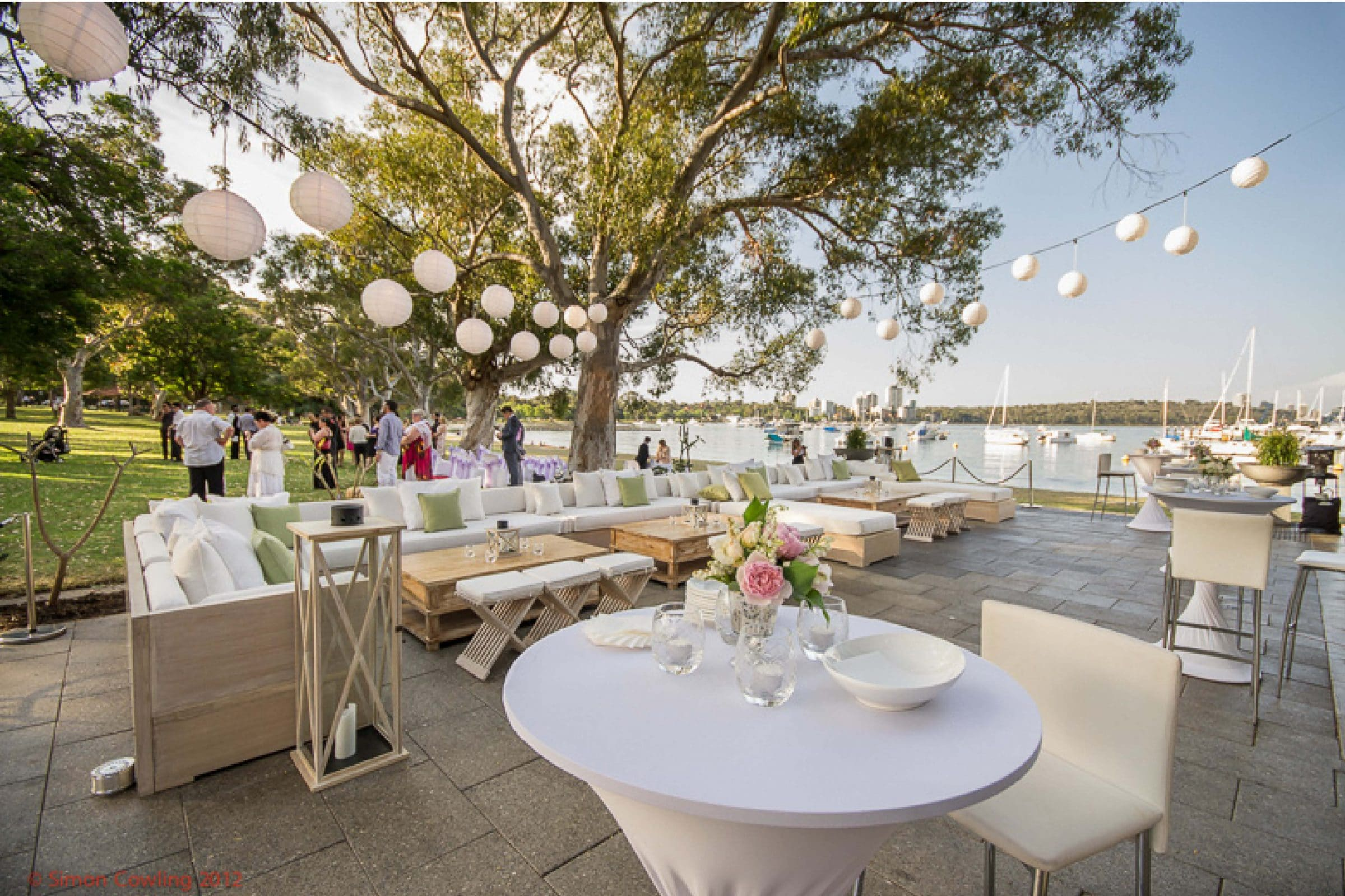 matilda bay restaurant corporate venue hire in perth
