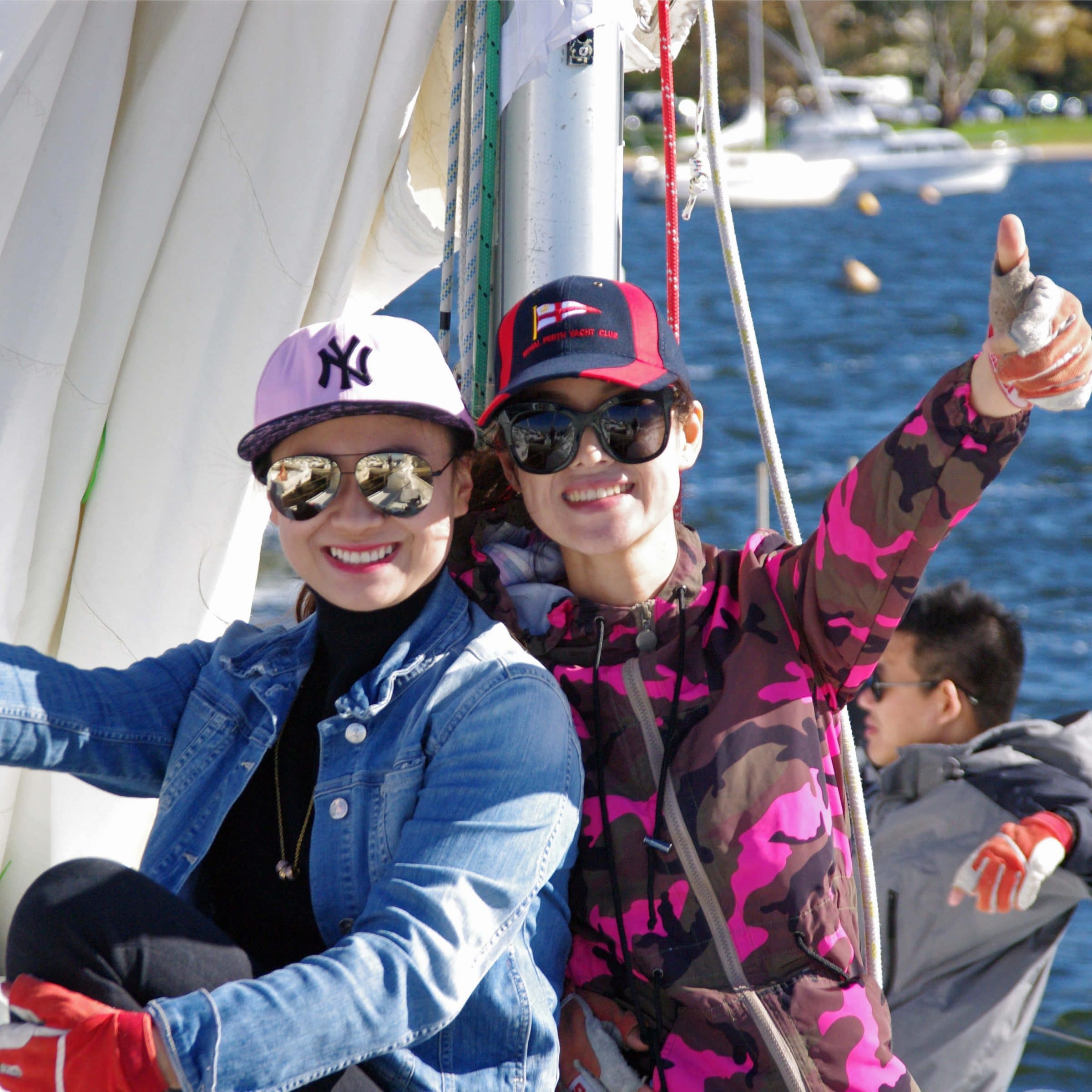 swan river sailing tourism boat charter perth