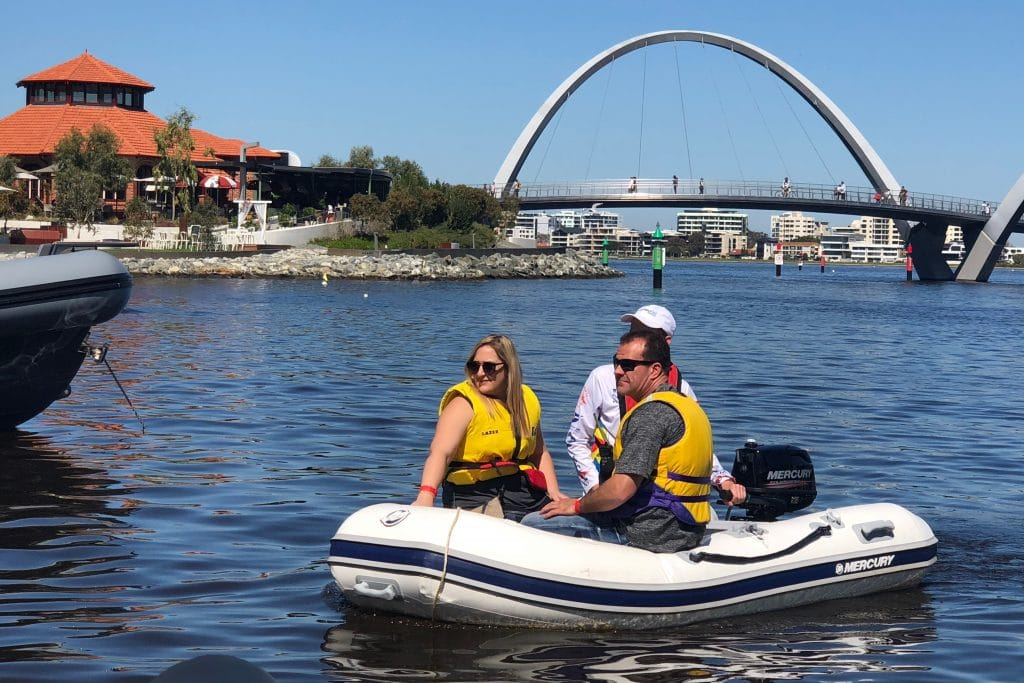 discover powerboating at the 2018 perth international boat show