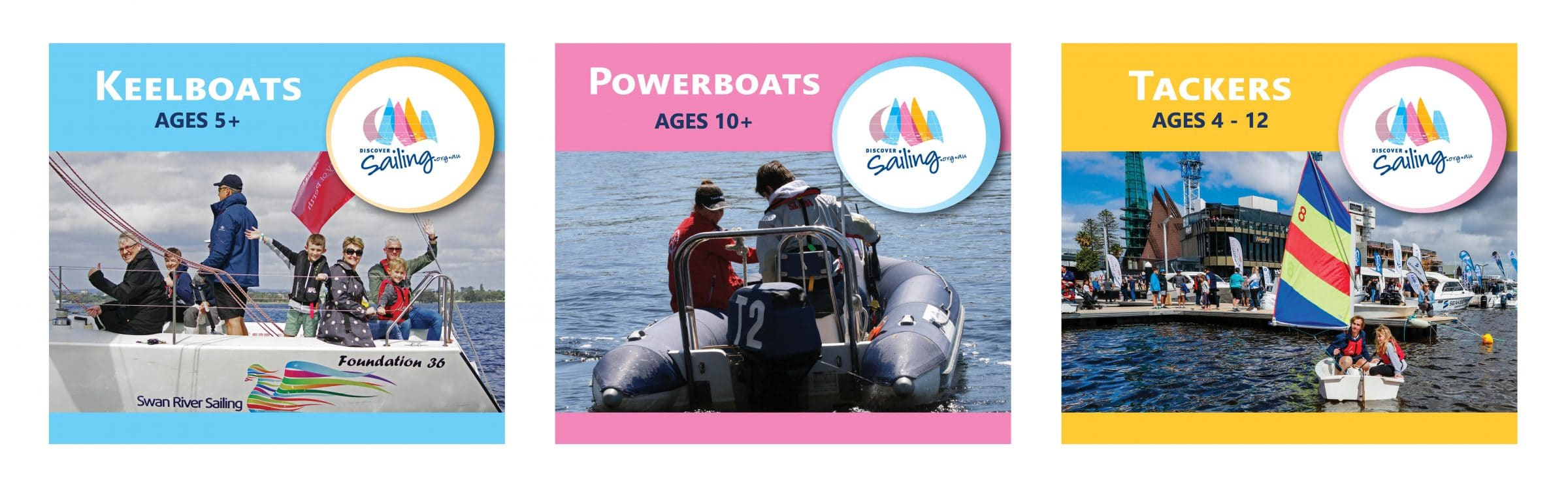 keelboats powerboats and tackers at the 2018 perth international boat show