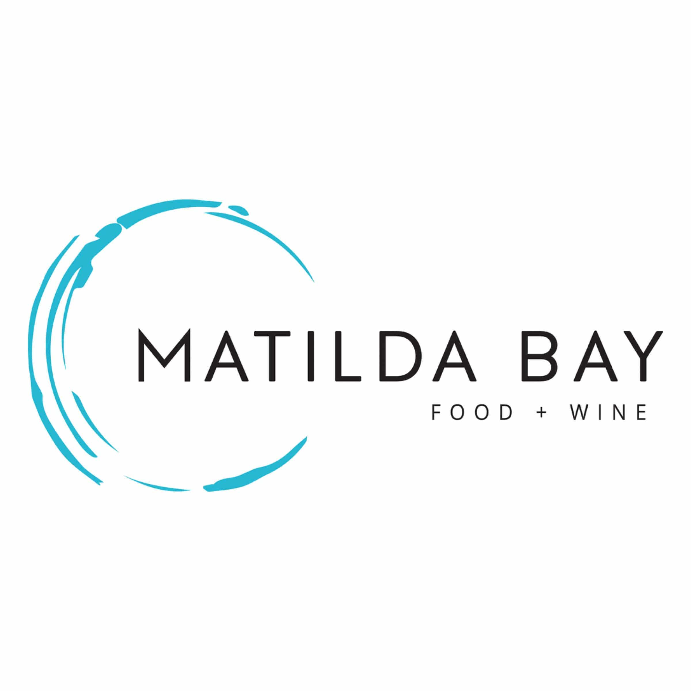 swan river sailing supporter matilda bay restaurant logo