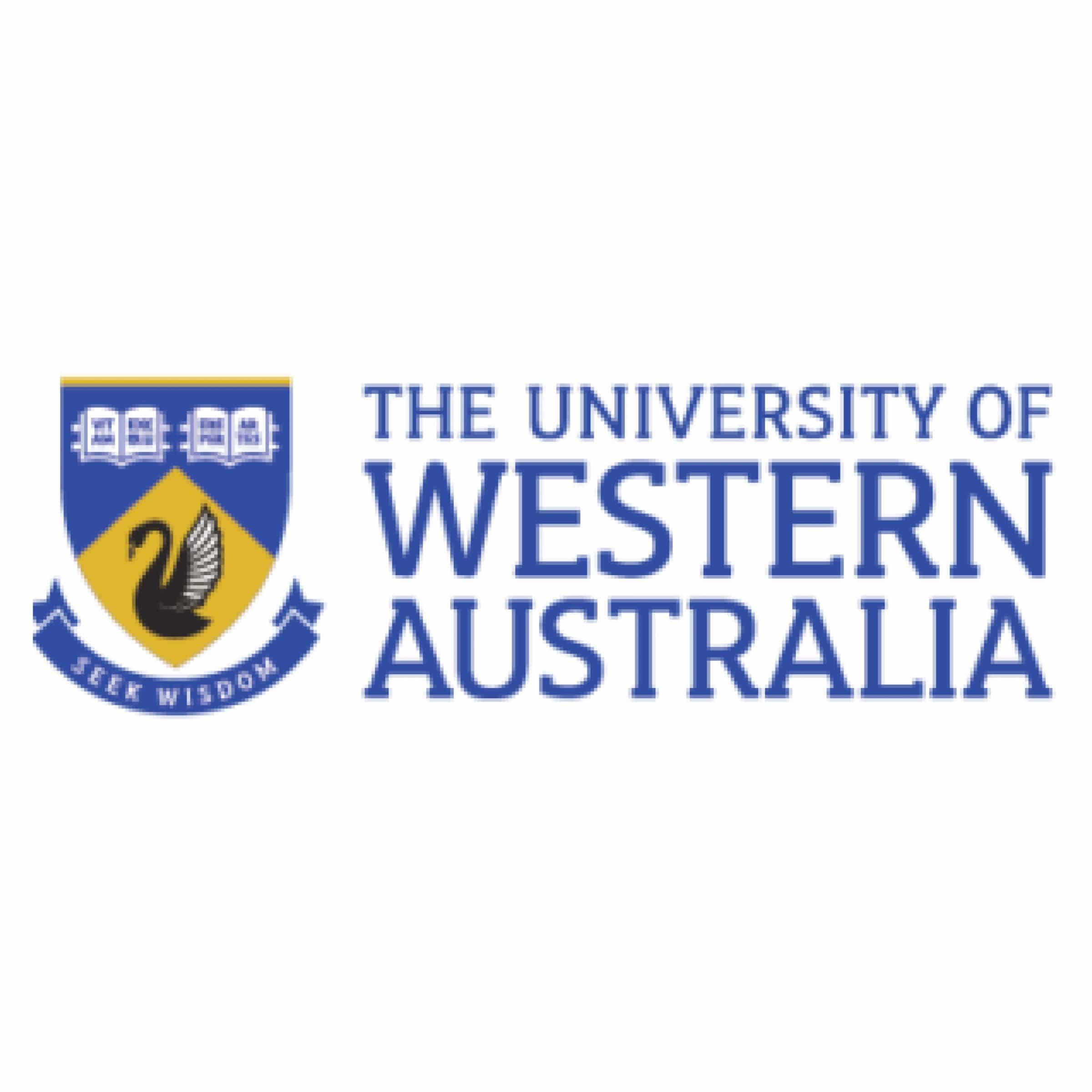 swan river sailing partner university of western australia logo