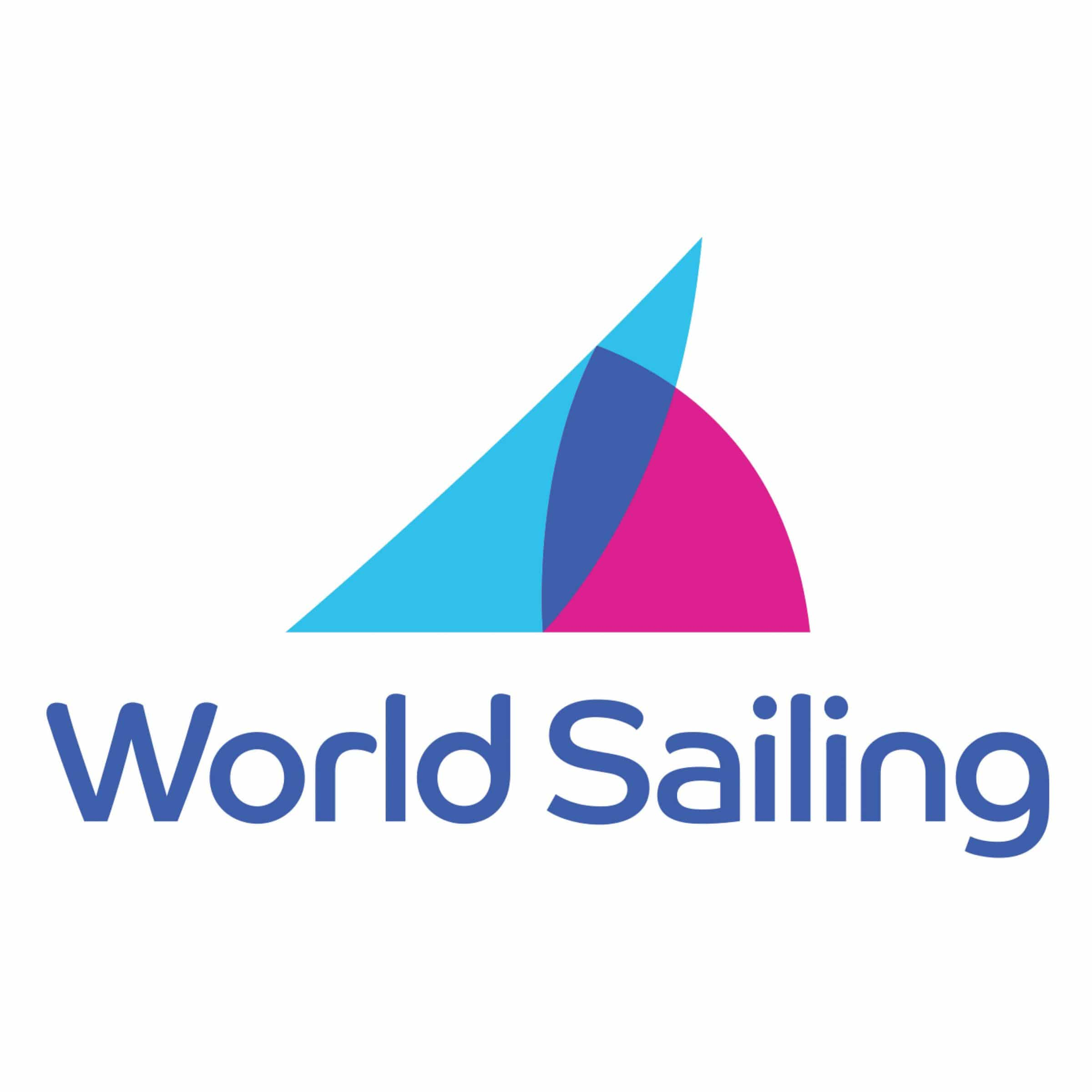 swan river sailing supporter world sailing logo