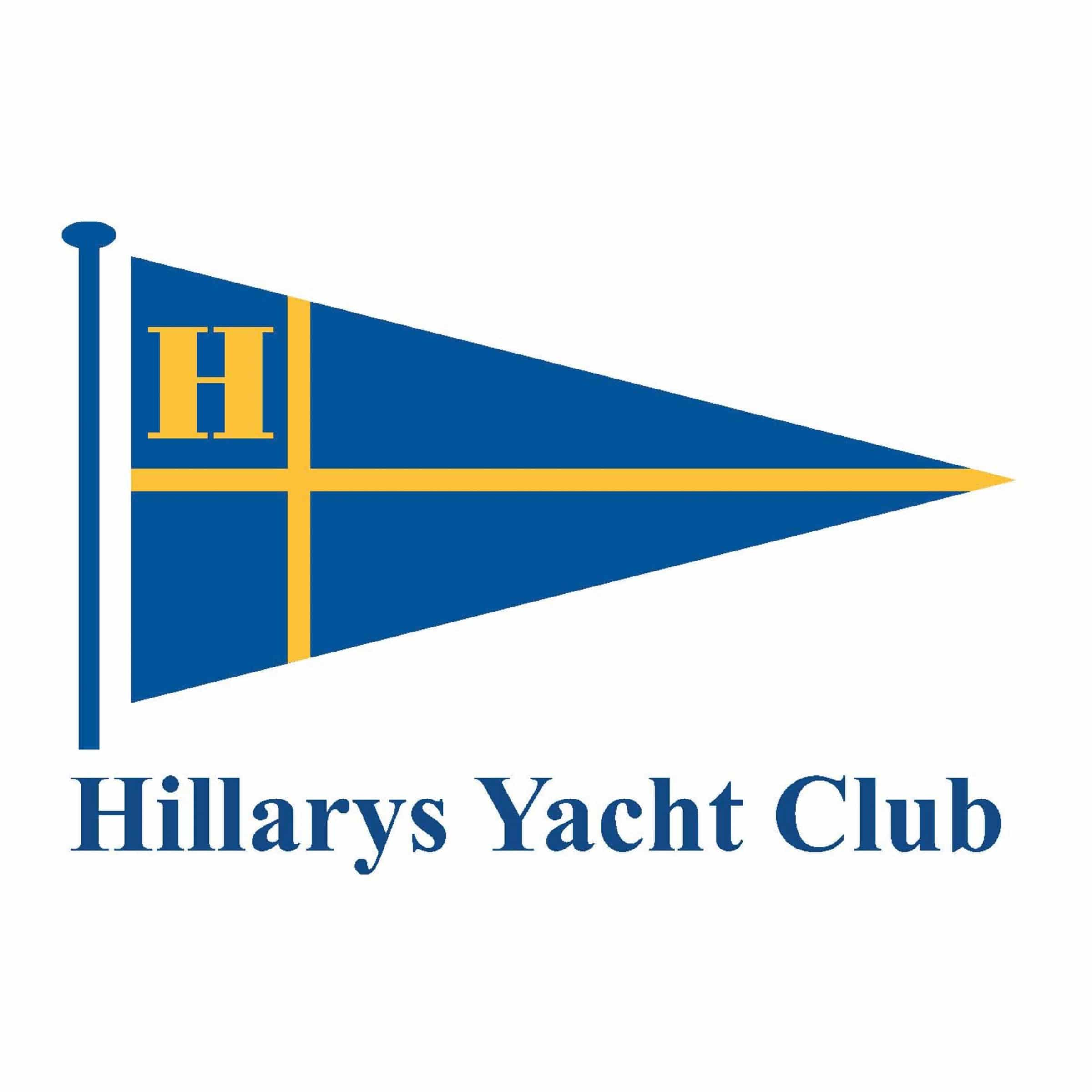 swan river sailing partner hillarys yacht club logo