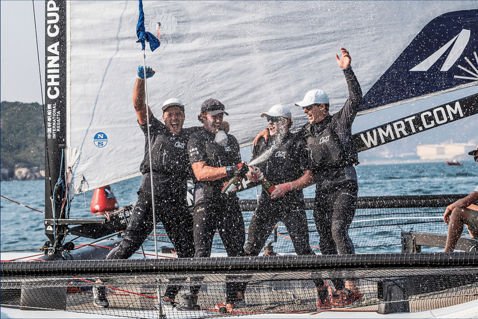 cam seagreen sailing with torvar mirsky world match racing tour champions 2017