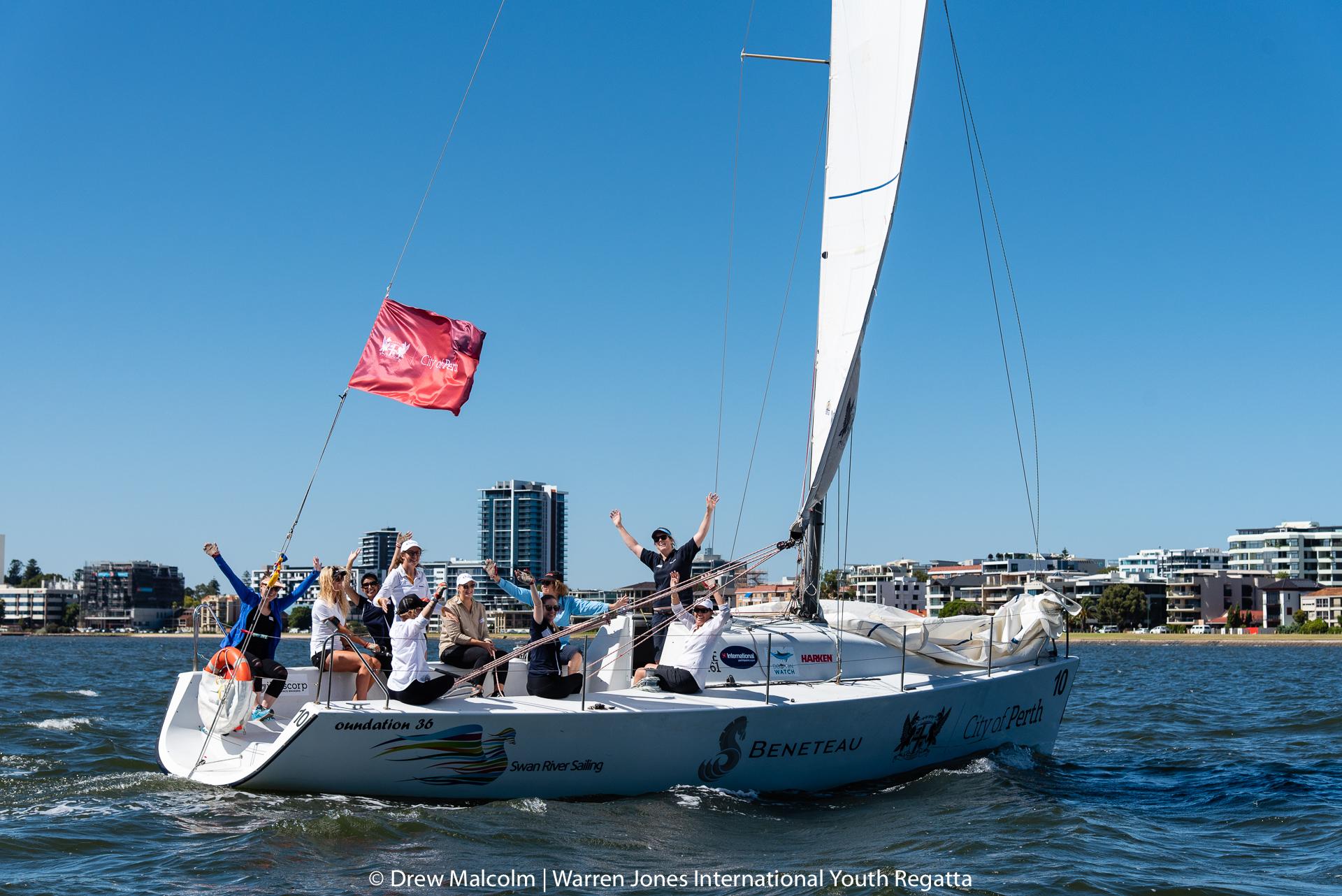 2019 City of Perth Festival of Sail Warren Jones Regatta