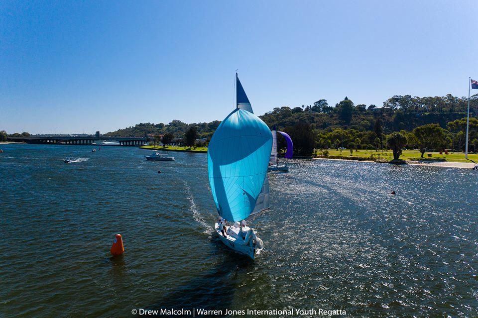 2019 City of Perth Festival of Sail Warren Jones International Youth Regatta