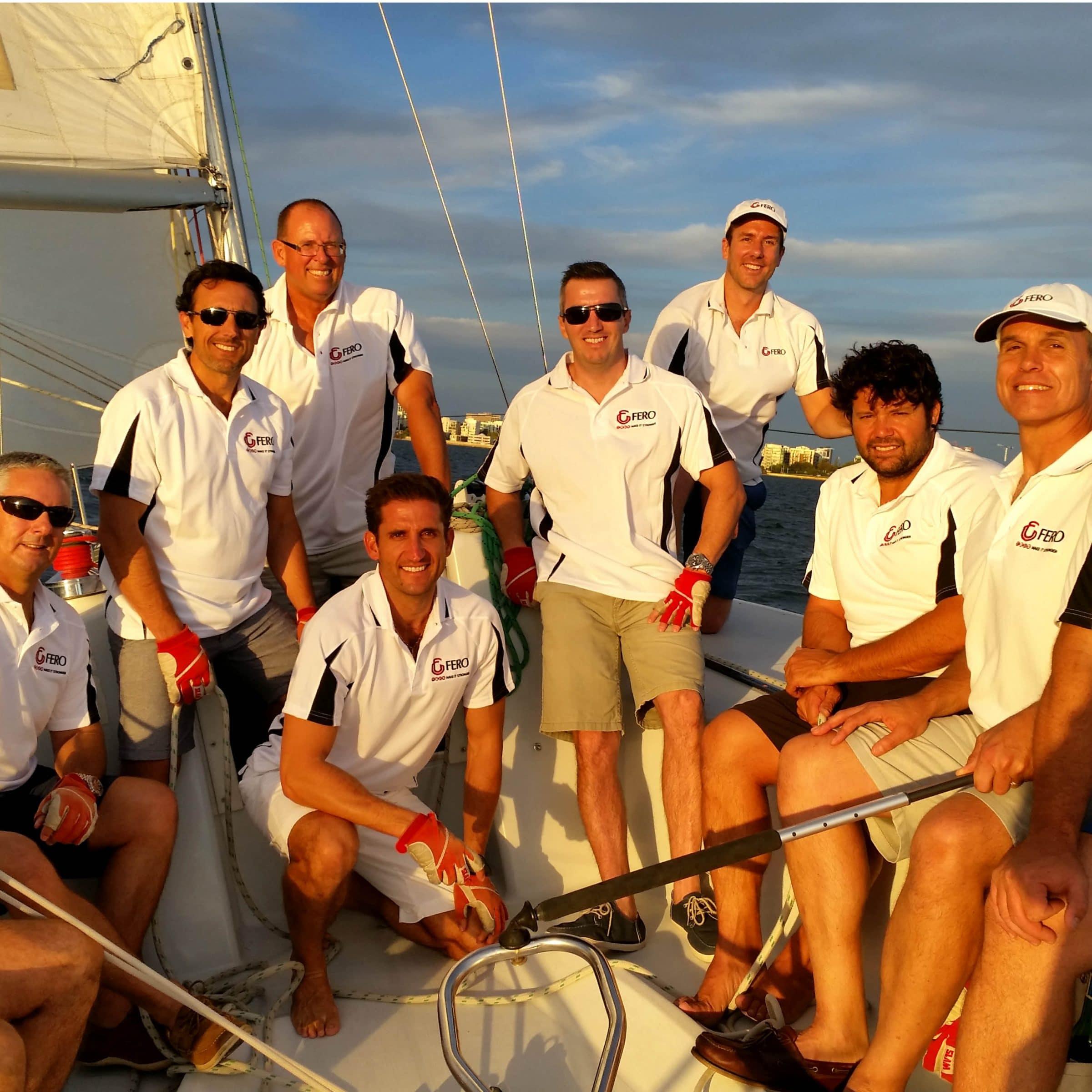 2019 Corporate cup regatta city of Perth festival of sail