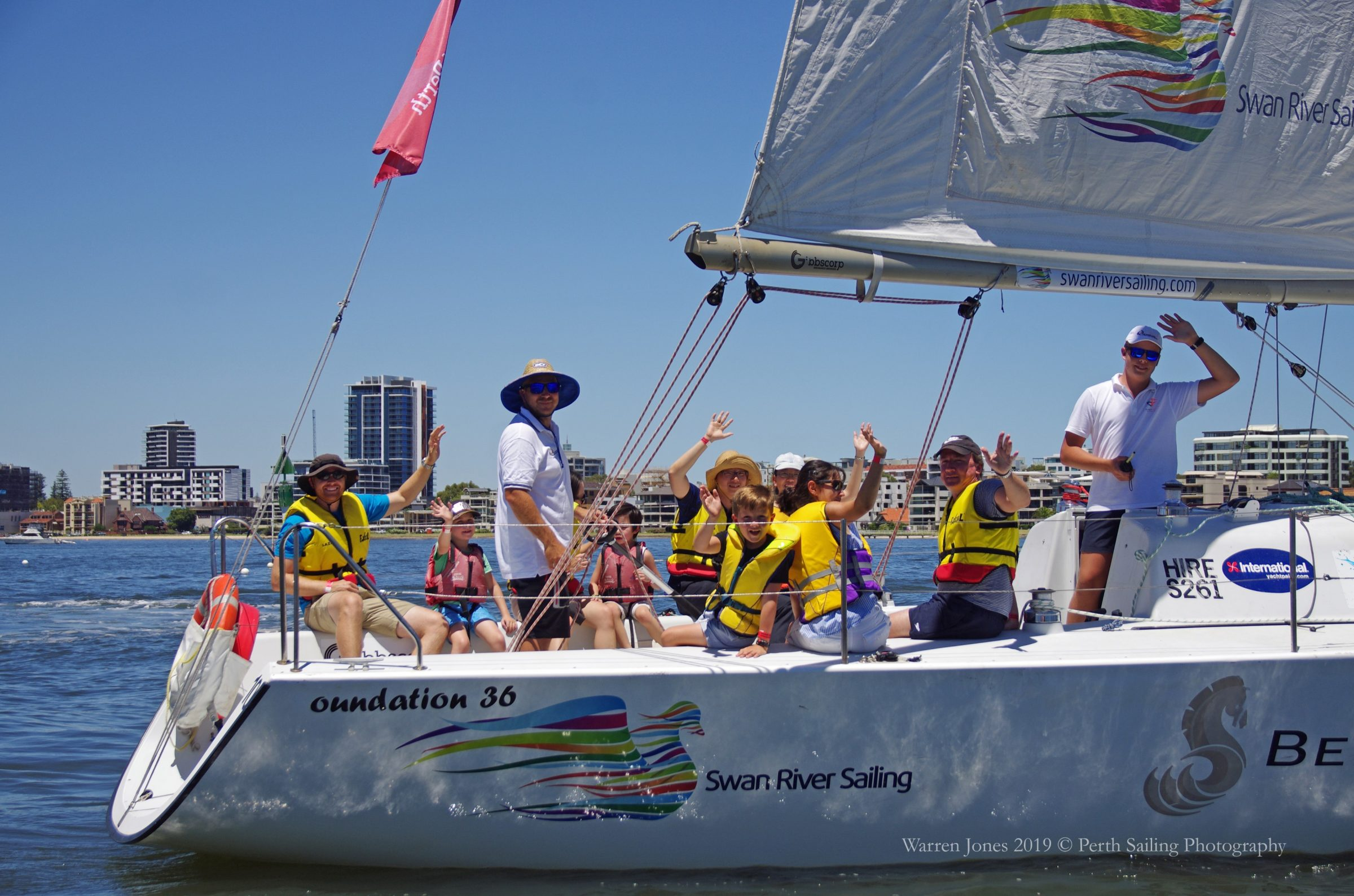 2019 City of Perth Festival of Sail Discover Sailing