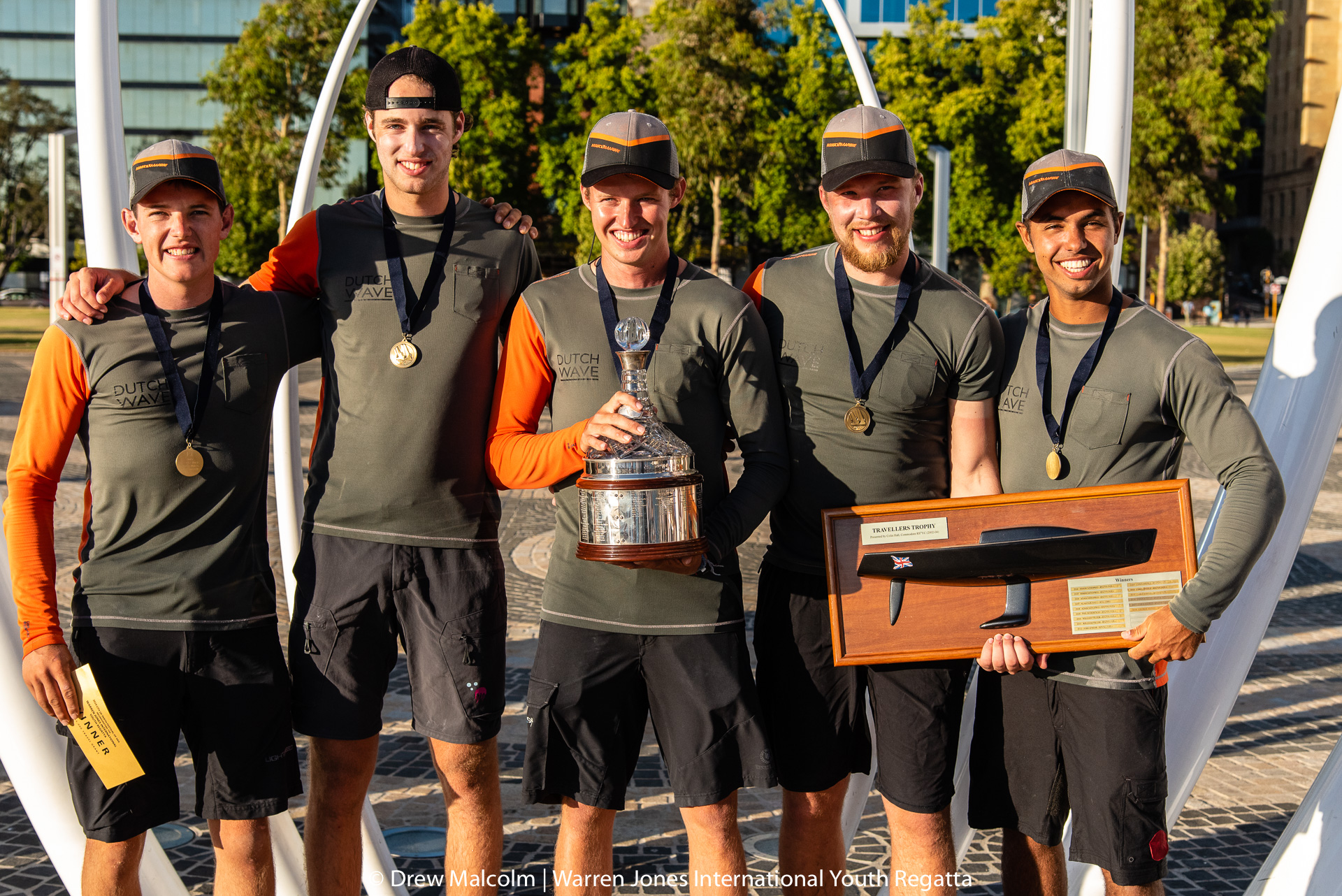 2019 Warren Jones International Youth Regatta